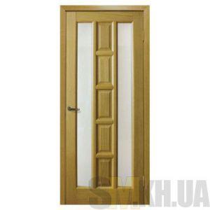Двери межкомнатные ОМиС «Квадрат» (под остекление двойное)