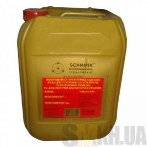 Грунтовка Сканмикс (Scanmix Golddispersion) глубокопроникающая (5 л)