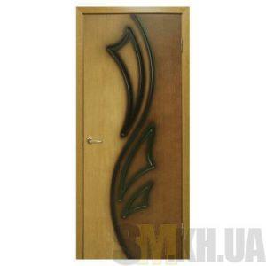 Двери межкомнатные ОМиС «Лилия 2» (полотно глухое)