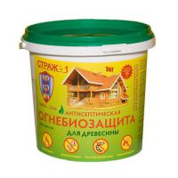 Огнебиозащита Страж-1 (1 кг) концентрат