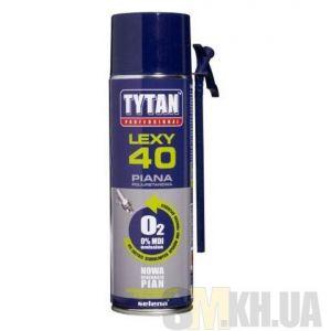 Пена монтажная Титан 500 мл (бытовая) (выход 40 л)