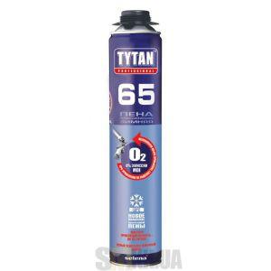 Пена монтажная Титан 750 мл (профессиональная) зимняя (до -20 С) (выход 65 л)