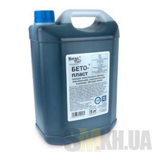 Пластификатор для бетона БЕТО-ПЛАСТ (5 л)