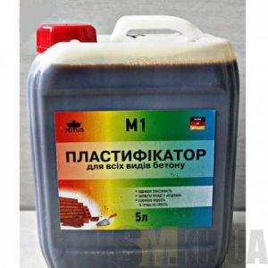 Пластификатор для кладки и штукатурки ТОТУС M12 (TOTUS) (5 л)