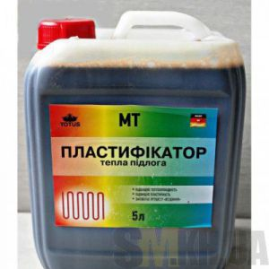 Пластификатор для теплого пола ТОТУС MТ (TOTUS) (5 л)
