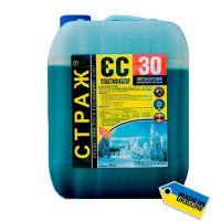 Пластификатор противоморозный СТРАЖ ЕС-30 (10 л)