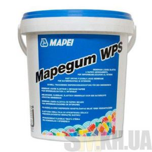Гидроизоляционная смесь Мапегум ВПС (Mapegum WPS) Mapei (10 кг)
