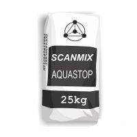 Гидроизоляционная смесь Сканмикс Аквастоп (Scanmix AQUASTOP) (25 кг)