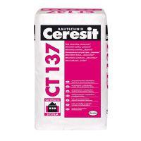 Декоративная штукатурка «Камешковая» Церезит СТ 137 (Ceresit CT 137) зерно 1,5 мм (25 кг)