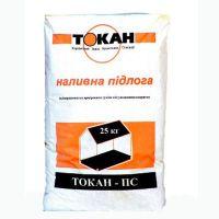 Самовыравнивающаяся смесь для пола Токан-ПС (25 кг)