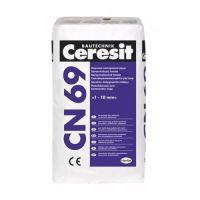 Самовыравнивающаяся смесь для пола Церезит СН 69 (наливной пол Ceresit CN 69) (3-15 мм) (25 кг)