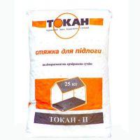 Смесь для устройства стяжек Токан П (25 кг)