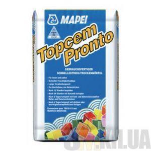 Стяжка для пола Топсем Пронто (Topcem Pronto) 10-60 мм (25 кг)