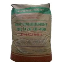 Цемент ШПЦ 3/А-Ш марка 400 «Промцемент» (25 кг) заводская упаковка
