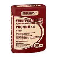 Цементно-песчаная смесь 1:3 ЦПС ХСМ (30 кг)