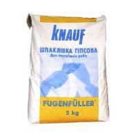 Гипсовая шпаклевка для швов Кнауф Фугенфюллер (Knauf Fugenfuller) (5 кг)