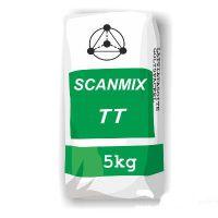 Стартовая шпаклевка Сканмикс ТТ (Scanmix TT) белая (5 кг)