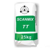 Стартовая шпаклевка Сканмикс ТТ (Scanmix TT) серая (25 кг)