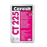 Фасадная шпаклевка Церезит СТ 225 (Ceresit CT 225) 25 кг (серая)