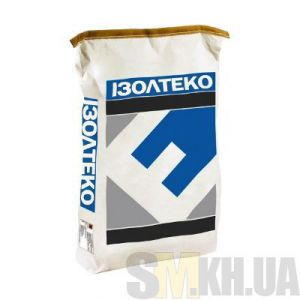 Теплоизоляционная штукатурка Изолтэко (30 л)