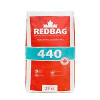 Штукатурка пластичная Редбег 440 (Redbag 440) (25 кг)