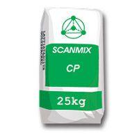 Штукатурка цементная Сканмикс ЦП (Scanmix CP) (25 кг)