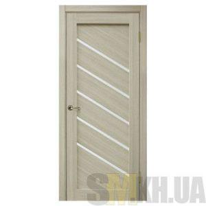 Двери межкомнатные ОМиС «Диана ПВХ» (полотно под остекление)