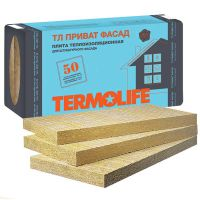 Утеплитель базальтовый «Термолайф» (100 мм) 115 плотность (1,2 кв.м)