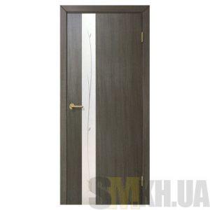 Двери межкомнатные ОМиС «Зеркало 1 ПВХ»
