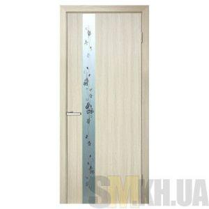 Двери межкомнатные ОМиС «Зеркало 2 ПВХ»
