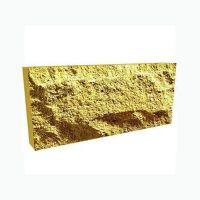 Плитка цокольная (желтый)