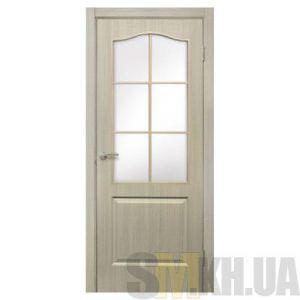 Двери межкомнатные ОМиС «Классика ПВХ» (полотно со стеклом)
