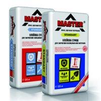 Смесь для плитки MASTER-STANDART ( Мастер Стандарт), 25 кг