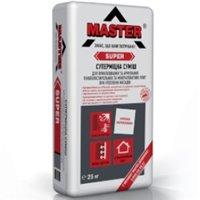 Смесь для устройства систем теплоизоляции MASTER SUPER, 25кг