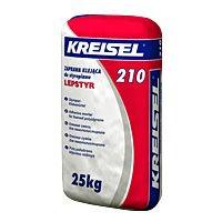 Клей для пенопласта Kreisel STYROPOL-KLEBEMOERTEL 210, 25 кг