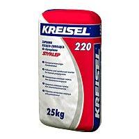 Смесь для армирования полистирольных плит Kreisel ARMіERUNGS-GEWEBEKLEBER 220, 25 кг