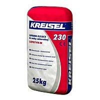 Клей для минваты Kreisel Mіneralwolle-Klebemoertel 230, 25 кг