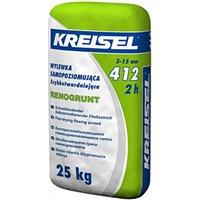 Самовыравнивающаяся смесь Kreisel FLIESS-BODENSPACHTEL 412, 25 кг