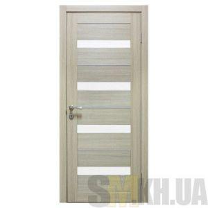 Двери межкомнатные ОМиС «Милано ПВХ» (полотно под остекление)
